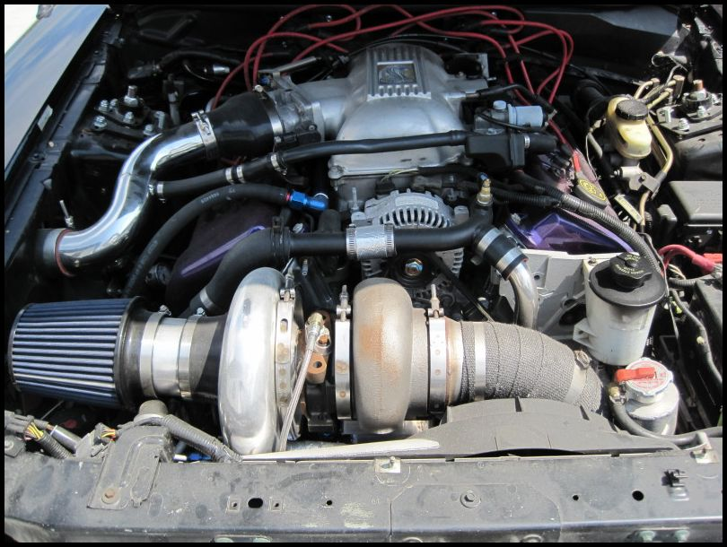 Anyone looking for a big Turbo? Y2K 91mm