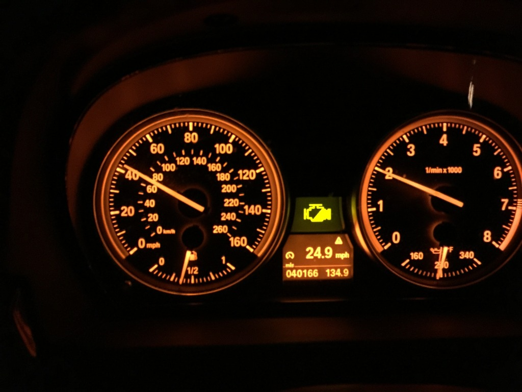 ... All BMW Models 2007 Bmw X5 Check Engine Light : Day 4 Of Ownership, ...